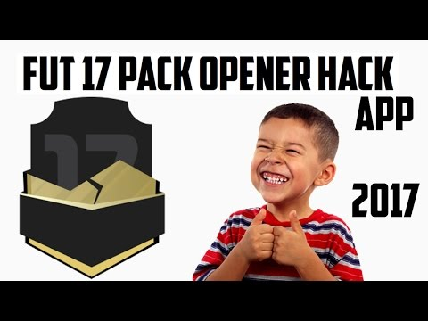 FUT PACK Opener HACK Unlimited coins and Players!