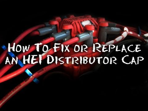 ✇ How To Fix Replace Install DISTRIBUTOR Cap and COIL : Half Idiot's Guide Part 2