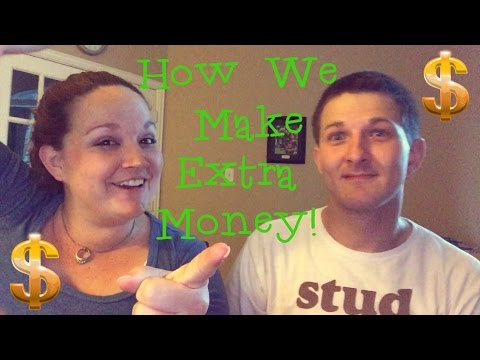 How We Make Extra Money! Debt Free Journey Dave Ramsey Inspired! 6/15/2015