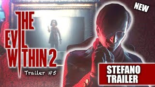 The Evil Within 2 NEW Villain Trailer | Stefano The Photographer | Official Bethesda | Trailer #5