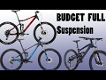 BEST CHEAP FULL SUSPENSION MOUNTAIN BIKE