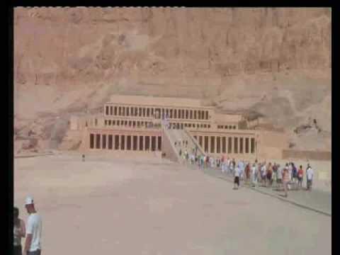 Taffy Tours presents Egypt 2009.