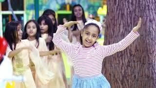 قناة اطفال ومواهب الفضائية كليب هلت في سنتها السابعة جوري ابوجبل