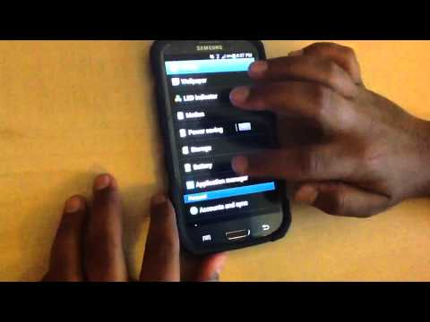 Samsung Galaxy s3 (what you can do after you root)