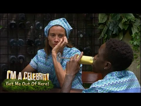 The Vile Vineyard Bush Tucker Trial  | I'm A Celebrity...Get Me Out Of Here!