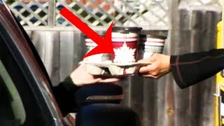 He Paid For The Coffee Order For The Car Behind Him. His Kind Act Saved Someone