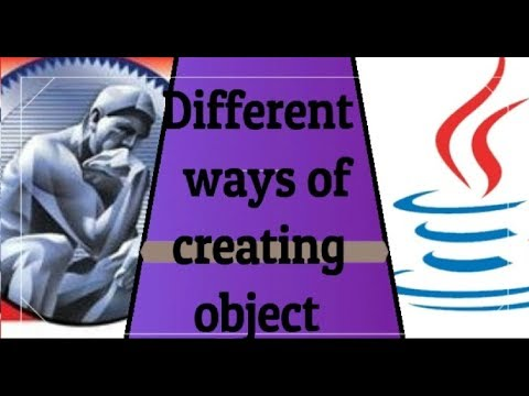 How many ways to create object in java | java object creation | Java interview questions