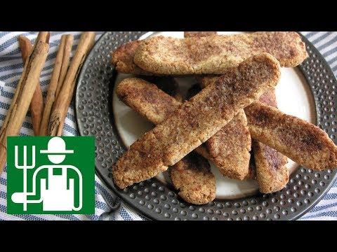 Easy Cinnamon Sticks   Keto Baking    Low Carb Dessert  