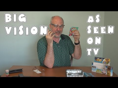 Big Vision Review- As Seen On TV | EpicReviewGuys in 4k