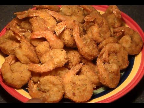 Easy Crispy Fried Shrimp Recipe: How To Cook Delicious Fried Shrimp At Home
