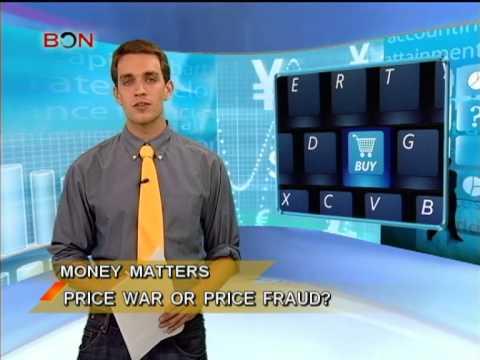 Price war or price fraud - China Price Watch - November 13 - BONTV