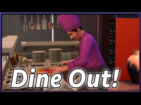 The Sims Info/Thoughts: Dine Out PS4/Xbox One Released, Adventure Pack?