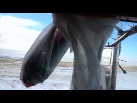 How to keep your lunch or drinks cold during the winter in the bakken