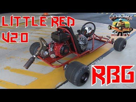 Go Kart Alley Go Kart Frame Build | Little Red V2.0
