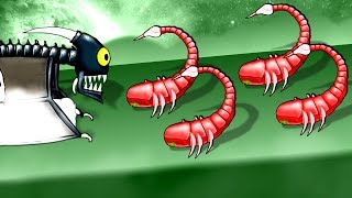 Download These Giant Scorpion Alien Bugs are Impossible to Defeat! Our Swarm Queen Needs Your Help!! Video