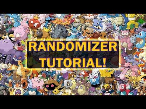 HOW TO RANDOMIZE YOUR POKEMON GAMES! - Pokemon Randomizer Tutorial   EASIEST!