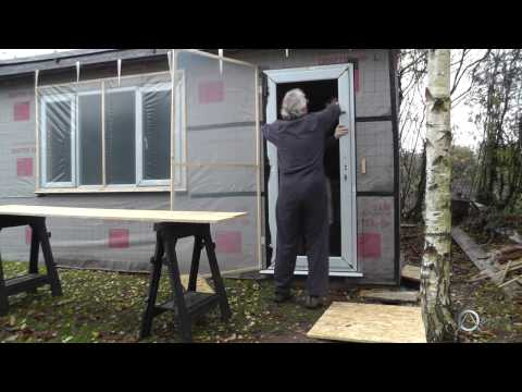 Building a Drum Studio #5 - Doors, Windows, and Ventilation