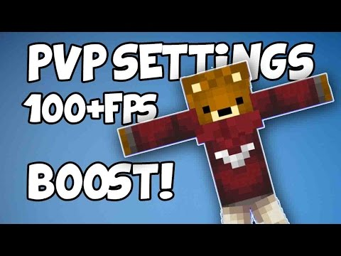 Best Settings for PVP (Minecraft 1.8)