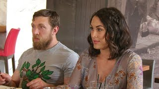 Brie's family thinks she's not getting enough protein while pregnant: Total Bellas, Sept. 13, 2017