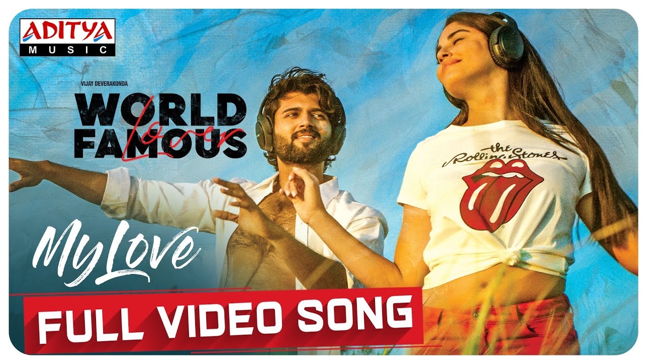 My Love Full Video Song (4K) | World Famous Lover | Vijay Deverakonda | Gopi Sundar