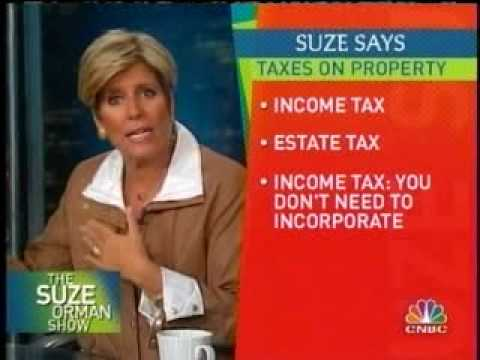Real Estate Income tax & Estate taxes