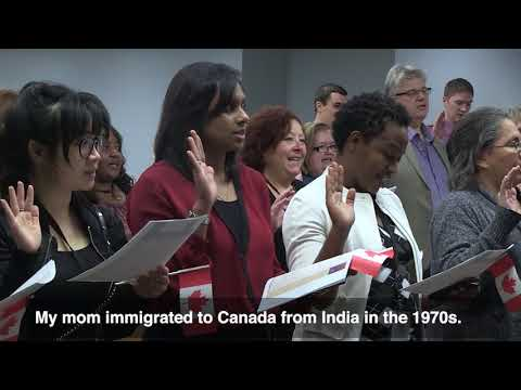 ESDC Employees Renew Commitment to Canada at Reaffirmation Ceremonies