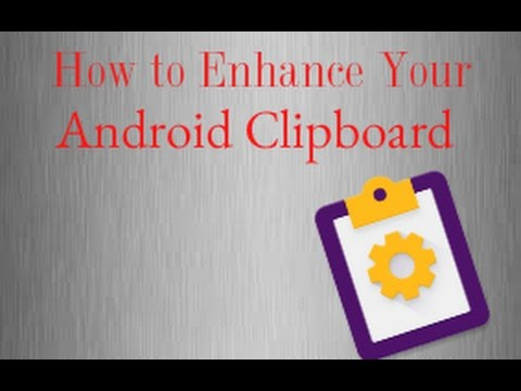 Enhance your clipboard on Android with Native clipboard