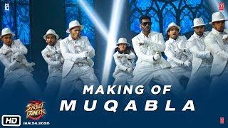 Making of Muqabla - Street Dancer 3D |A.R. Rahman, Prabhudeva, Varun D, Shraddha K,Yash ,Parampara