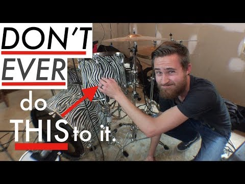 PROOF That You CAN Make a Cheap Drumset Sound Good.