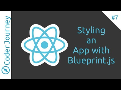 Learn How to Style React with Blueprint.js
