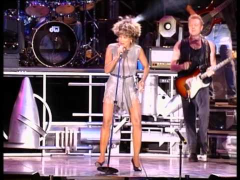 Tina Turner - I Can't Stand The Rain (Live)