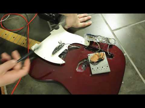Fix it Friday! - Killing the Hum in a Guitar