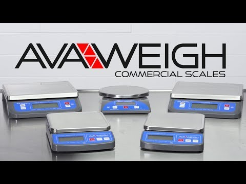 AvaWeigh Portion Scales