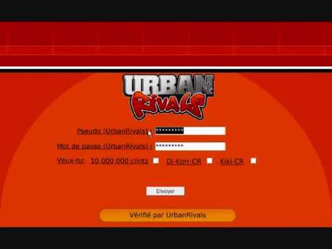UrbanRivals Cheat!!