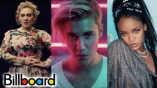 Billboard Year-End 2016 - Top 100 Songs