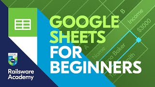 Google Sheets Tutorial for Beginners 🔥