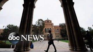 Quarantine orders issued at UCLA