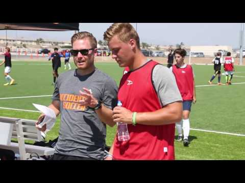 College Soccer Exposure ID Camp