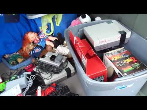 $400.00 Video Game Pick-Up Haul 5/13/18