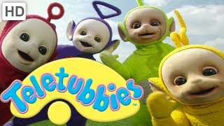 "Teletubbies say ""Eh-oh!"" - HD Music Video Videos For Kids"