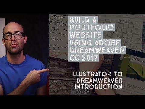 Illustrator to Dreamweaver Introduction - Dreamweaver Templates [1/38]