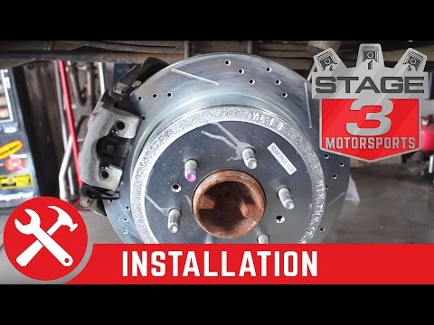 How to Replace Rotors and Pads and do a Brake Job on a 2009-2014 F-150