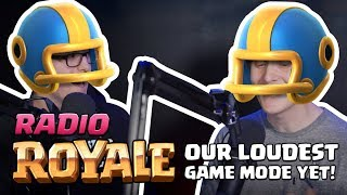 "Radio Royale - ""Our Loudest Game Mode Yet"" - Official Podcast Series"