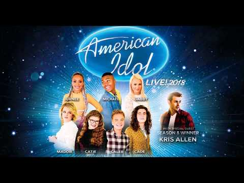 The Announcement: 'AMERICAN IDOL LIVE! 2018' Tour Nationwide