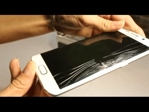 How to Access A Samsung Galaxy with Broken Screen
