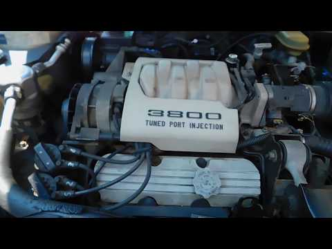 Replacing the Serpentine Belt on a GM 3800 V6