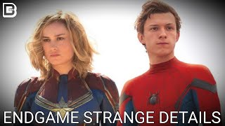 Download Every Second Of SpiderMan Far From Home Trailer Breakdown In Hindi | BlueIceBear Video