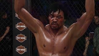 Khabib vs. Manny Pacquiao (EA Sports UFC 3) - K1 Rules