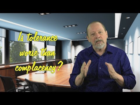 PeopleWork: Is Safety Tolerance Worse Than Safety Complacency?