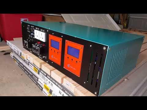 15000 Watt Powerjack inverter! First to get the 2017 version!